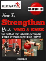 How To Strengthen your VMO & KNEE Video