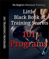 Little Black Book of Training Secrets eBook